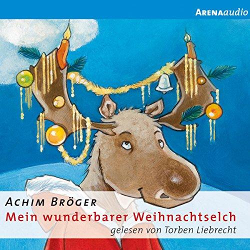 Mein wunderbarer Weihnachtselch Titelbild