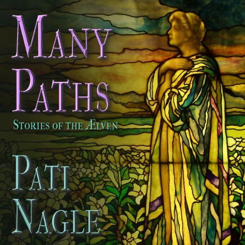 Many Paths audiobook cover art
