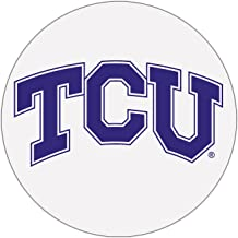 Thirstystone Stoneware Coaster Set, Texas Christian University