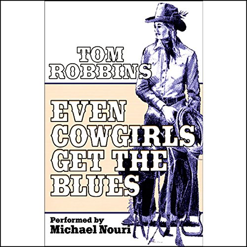 Even Cowgirls Get the Blues  cover art