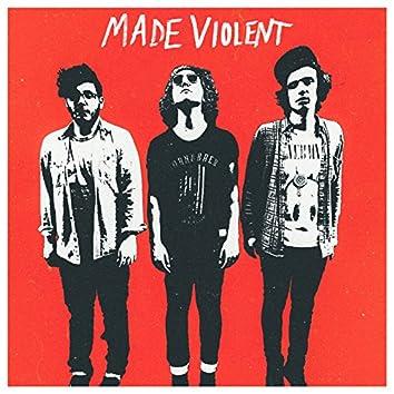 Made Violent - EP