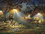 Buffalo Games - Terry Redlin - Our Friends - 1000 Piece Jigsaw Puzzle
