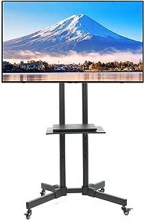 Best flat screen tv cart with wheels Reviews