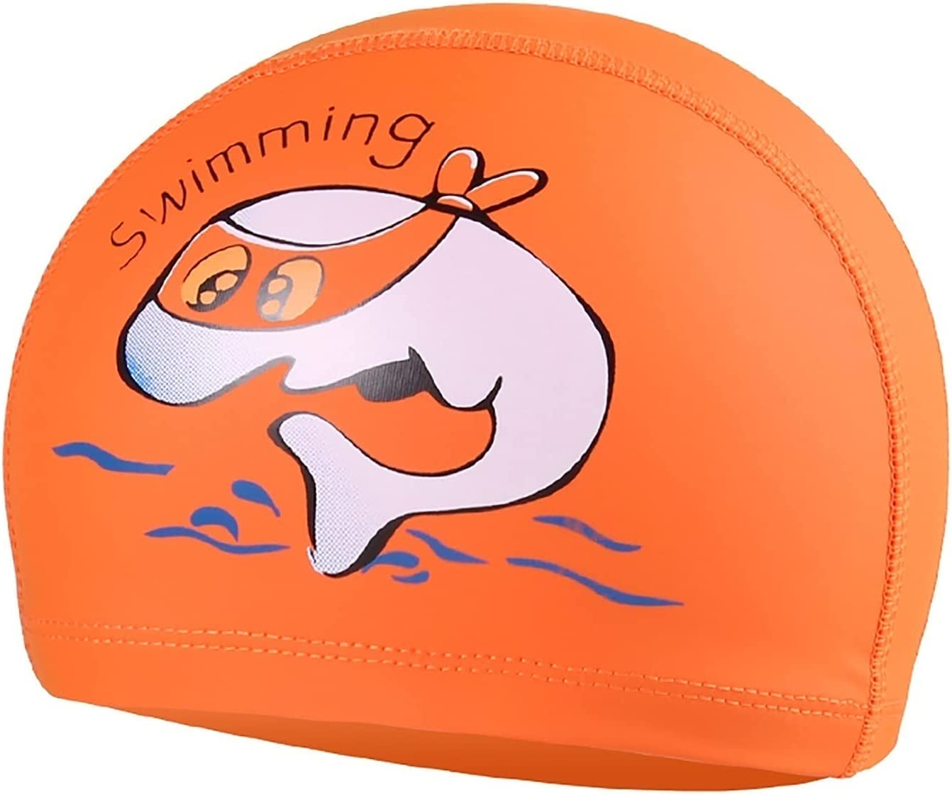 LILINGJIA Regular discount Swimming Cap ,with Flexible Wate Cartoon Limited time sale Printing