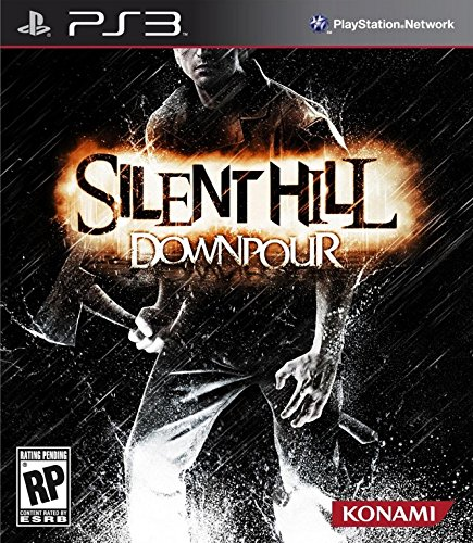 Konami Silent Hill: Downpour, PS3 vídeo - Juego (PS3, PlayStation 3, Supervivencia / Horror, M (Maduro))