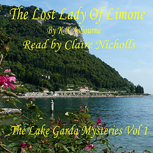 The Lost Lady of Limone audiobook cover art