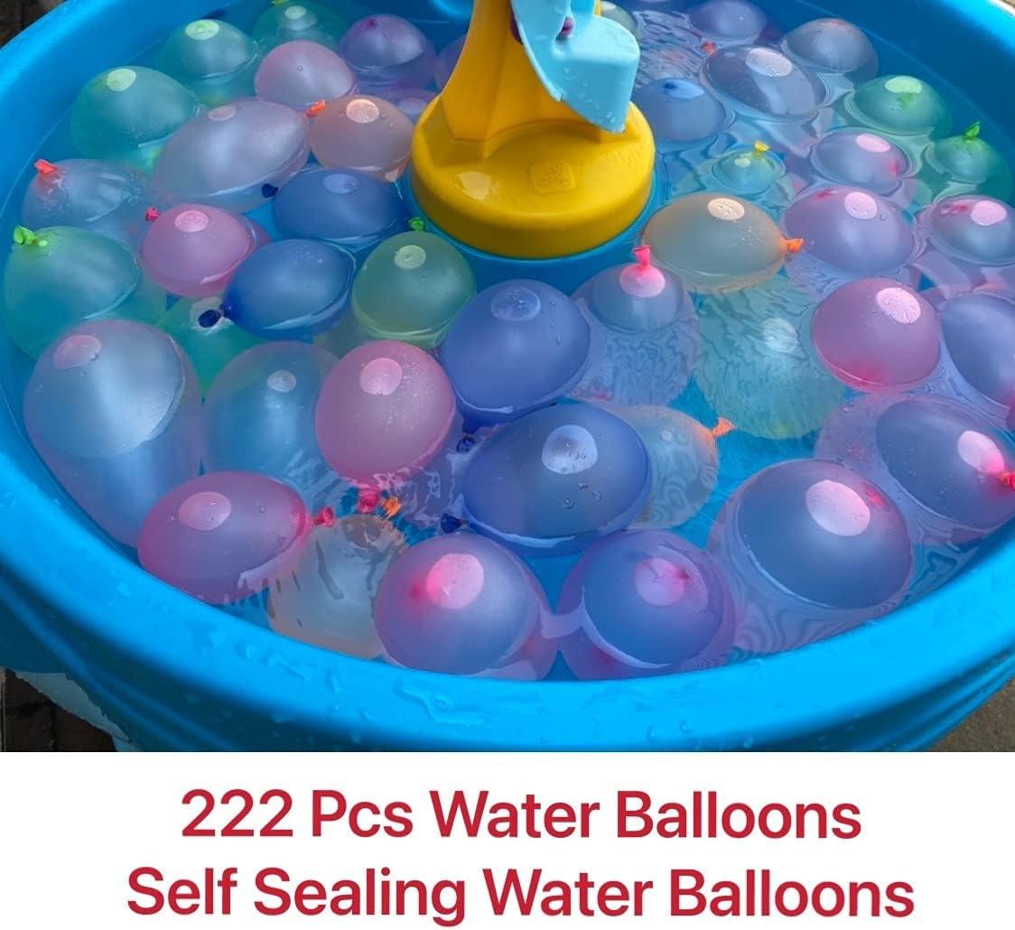 KVJ JOY Water Balloons for Kids Quick Boys Girls Overseas parallel import regular item Fill 2 100% quality warranty