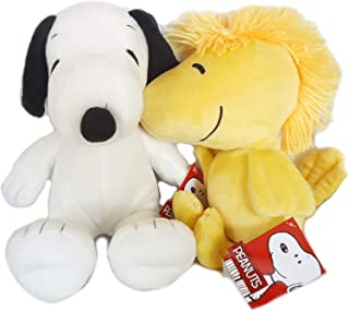 Kohl's Cares Peanuts Gang Snoopy and Woodstock Plush Figures, Set of 2