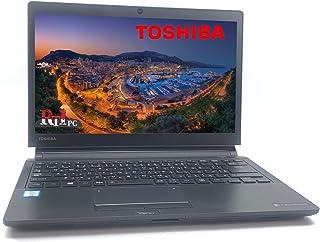 【Microsoft Office 2019搭載】【Win 10搭載】【DynaBook R73/B】 Core i5 第6世代 /メモリ: 4 GB/SSD: 256 GB/内臓カメラ、内蔵WIFI/SDカードスロット/Bluetooth/大...