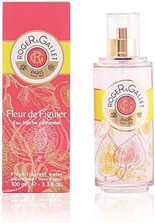 Roger & Gallet Fresh Fragrant Water Spray Fleur de Figuier,3.3 oz