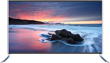 $1517 » LYYAN 55-inch Wall-Mounted Curved Smart TV, 170° Wide-Angle 1080P 4K UHD Direct Full Array HDR Android TV Brush Frequency ...