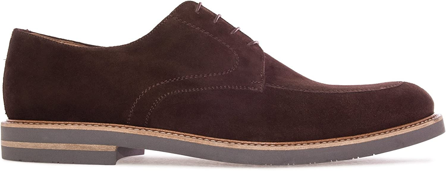 Andres Machado 6288 bluecher Type shoes in Split Leather - Men's Small Sizes UK 4 to 6.5   EU 37 to 40 & Big Sizes UK 12 to 14   EU 47 to 50 Made in Spain