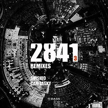 2841, Pt. 3 Remixes