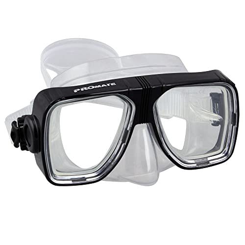 538f77e684ee Optical Corrective Scuba Dive Snorkeling Mask Prescription Lenses