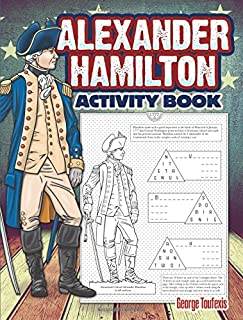 Alexander Hamilton Activity Book