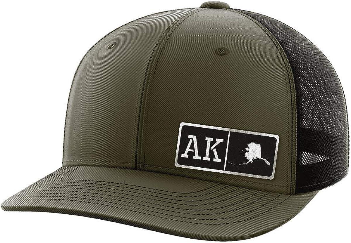 Alaska Homegrown Black Patch Hat