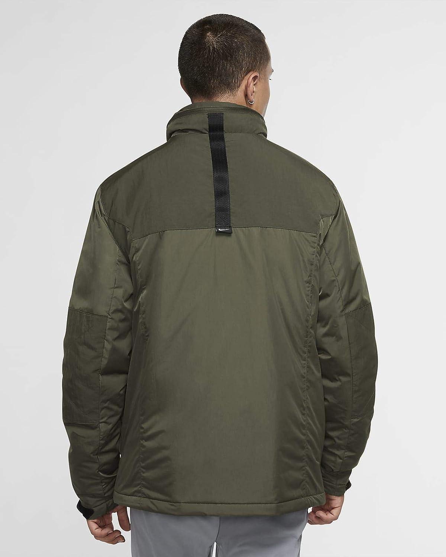 Nike Sportswear Men's Synthetic-Fill Full Zip Insulated Hooded Jacket