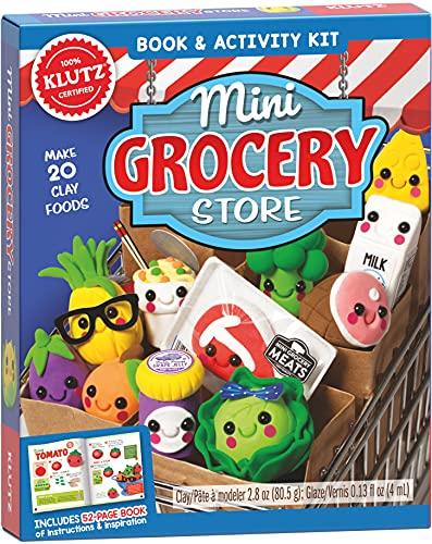 Klutz Mini Grocery Store Craft Kit