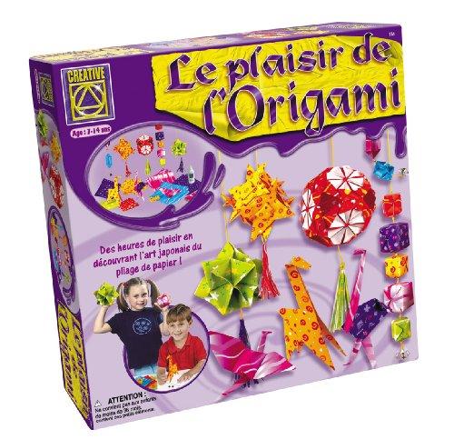 BSM Creative - CT 5286 - Kit Loisirs Créatifs - Le Plaisir de l'origami