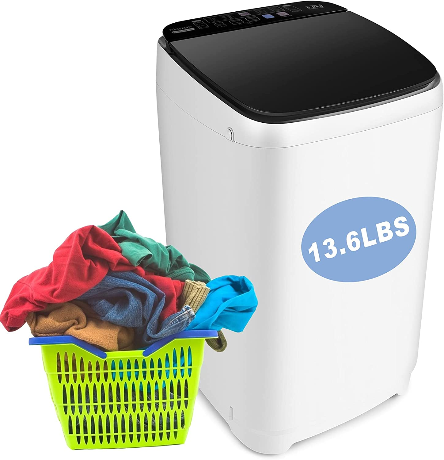 Portable Popular overseas Washing Max 74% OFF Machine Clothes Machines 1.4 Nictemaw
