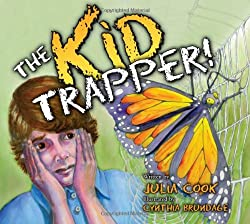"School counselor review of the book ""The Kid Trapper"" and amazon link."