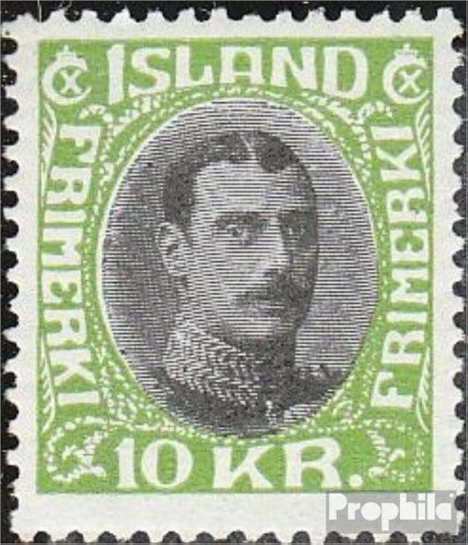 Garantía 100% de ajuste Prophila Collection Islandia 167