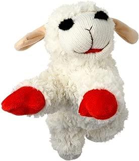 Multi Pet Lamb Chop Dog Toy, 10