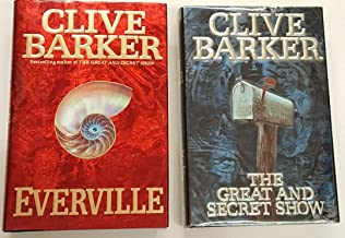 The Books of the Art - 2 book set - Everville/The Great and Secret Show