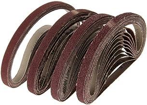 STEDMNY Schuurpapier voor Belt Sanders Bench Grinder Grit 40 60 80 120 Slijpen Te