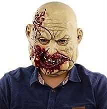 tytlmask vampier bloed gezicht latex masker, Horro...