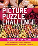 The Picture Puzzle Challenge: Hundreds of Fun Puzzles