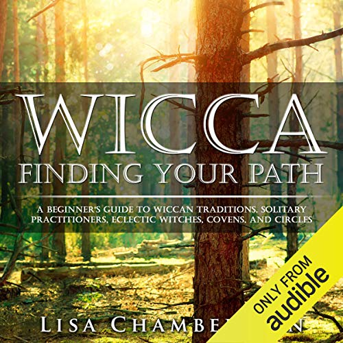 Wicca: Finding Your Path audiobook cover art