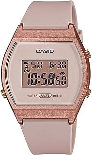 ساعة كاسيو للنساء LW 204 4ADF - ذهبي