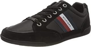 Tommy Hilfiger CORPORATE MATERIAL MIX CUPSOLE mens Sneaker