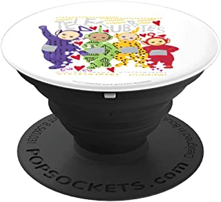 Teletubbies - Pattern Overload 03 - PopSockets Grip and Stand for Phones and Tablets