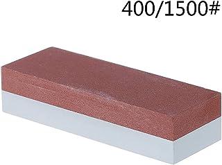 ruiruiNIE 400# 1500# Afilador de Cuchillos Piedra de afilar Piedras de afilar Piedra de moler Sistema de Piedra de Agua Herramienta de Cocina de Pulido