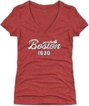 Boston Women's Shirt - Boston Massachusetts 1630