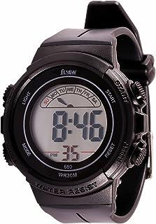 LED Digital Sport Wrist Watch Multiple Colors Waterproof Electronic Watch with Luminous Alarm Stopwatch