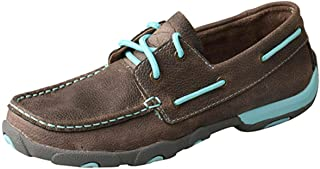 Women's Driving Moccasin Shoes Moc Toe