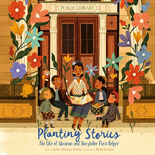 Planting Stories cover art