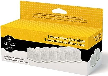 Keurig 5073 08478001060 Replacement Water Filters