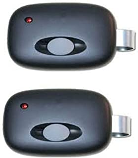 2 Garage Door Remote for Linear Megacode MCT-11 DNT00090 (1 Button)