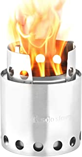 silverfire scout stove