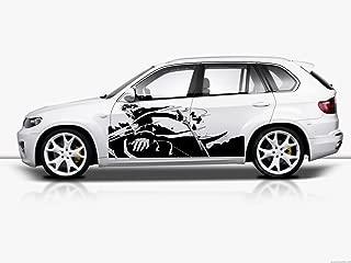 Anime Manga Japan Cartoon Car Side Vinyl Graphics Vehicle Wrap Car Side Design G6503