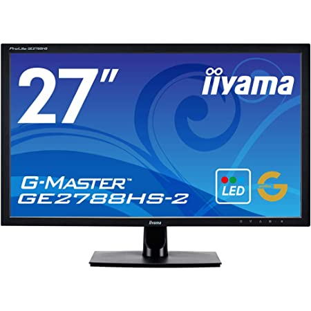 Iiyama G Master Black Hawk Ge2788hs B2 68 6 Cm Full Computers Accessories