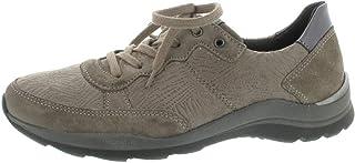 Romika halfhoge schoenen in grote maten zwart 89004 28 100 grote damesschoenen