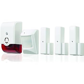 GOCONTROL WNK01-311KIT Premium Z-Wave Home Security Suite