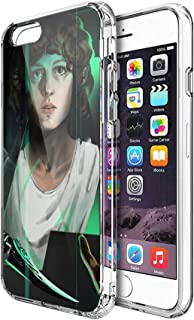 Case Phone Anti-Scratch Cover Motion Picture Alien 1979 Classic Movies (5.5-inch Diagonal Compatible with iPhone 6 Plus, iPhone 6s Plus)