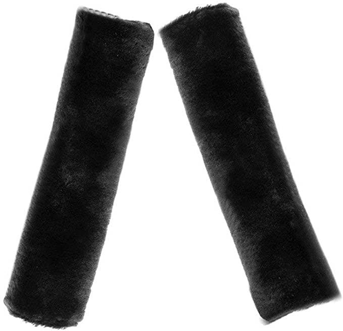 64 opinioni per SXYHKJ imbottitura per cintura di sicurezza in finta pelliccia di pecora,2 pezzi