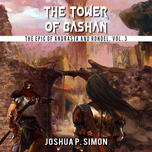 The Tower of Bashan audiobook cover art